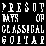 Prešov Days of Classical Guitar